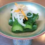 せいぶ農産発 焼肉DINING まるぎゅう - オイキムチ
