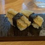 喜多郎寿し - 「子持ち」「しめ鯖」「カニ味噌」