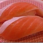 かっぱ寿司 - とろサーモン