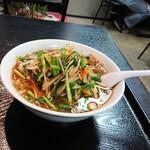 中華料理 多来福 - スタミナ麺 ¥850