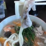 讃岐屋 - 麺リフト