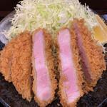 142255723 - 上キセキカツ定食(200g) 1,490円