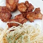 142256520 - 鶏唐揚定食
