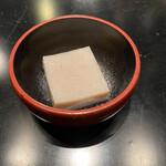 紗羅餐 - そば豆腐