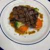 サンチーム - 料理写真:牛肉のステーキ