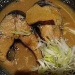 Kanzenkoshitsuwashokukoshitsuizakayadaimon - さば味噌煮アップ!