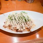 142272499 - ねぎマヨチャーシュー丼