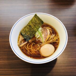 らぁ麺 麦一粒 - 料理写真: