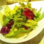 リストランテ ラヴィータ - サラダ