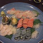 みつまど寿司 - 料理写真:刺身盛り