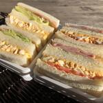 La・sante - サンドイッチ♪