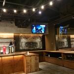 Grill×Burger&Craft Beer Nikanbashi Burger Bar -