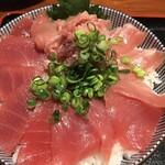 142283077 - 本マグロ丼 UP