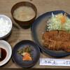 つるや - 料理写真:ランチ とんかつ定食 1000円