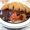 レストラン香港 - 料理写真:これが香港のトルコライスだ!