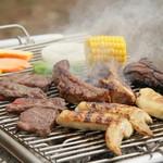 都会の農園バーベキュー広場 - 本格BBQが手軽に楽しめます!
