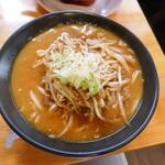 東座 - 濃厚味噌白湯そば