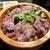 大衆肉割烹 108食堂 - お肉のひつまぶし