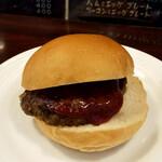 142292580 - 日本最古のハンバーガー