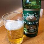 新台北 - 台湾ビール600円