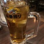 順順餃子酒場 - ウーロン茶