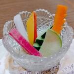 バイカルカフェ - 料理写真: