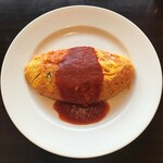trentotto - 野菜たっぷりのオムライス