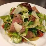 trentotto - ローストビーフのサラダ