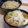 ラーメン二郎 - 料理写真:みそつけ麺