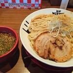 麺者 風天 - つけ麺(特盛)