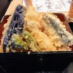 天ぷら一品 杉尾
