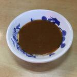 142299812 - 餃子のタレ(味噌)