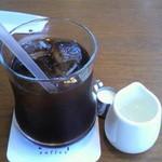 14230497 - モーニングのアイスコーヒー