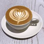 ブルーボトルコーヒー - カプチーノ(500円 +税)