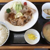みなとの食堂 ひろ - 料理写真:しょうが焼定食=900円 税込