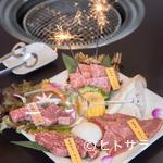 美崎牛 - 料理写真:『美崎牛プレミアムセット』は美崎牛の神髄とも言える、珠玉の味わい