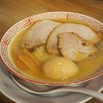 THE 石原ラ軍団 - チョイコワモテ(ネギ抜き) + 煮玉子