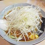 ラーメン華門 - お子様ネギラーメン 580円