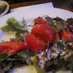 14231944 - トマトのサラダ