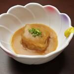 希味 - 豚角煮のポテト餡掛け