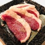 WINE&DINING BAR cicci - 鴨肉の生ハム