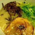 麺屋 九秀 - ラーメン
