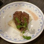 ビーフステーキ ニューカルネ - ステーキ 1,500円
