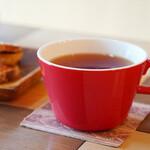 Cafe あかいはりねずみ - 紅茶