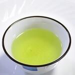 むらからまちから館 - 川根普通蒸し煎茶の抽出液ですw