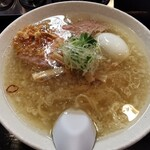 Nikumasusobamasami - 肉マースソバ こってり