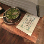 インドレストラン&バー マタ - お口直しのスペシャルムクワス