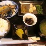 かなや - 惣菜定食