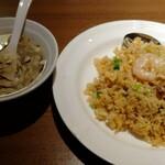 Kannaigyouzaken - 炒飯が登場です