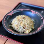餃子の王将 - 料理写真:ミニ炒飯☆